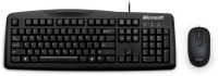 Microsoft Dt 200 Wired USB Laptop Keyboard(Black)