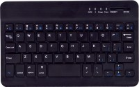 View BMS NAM_101 Bluetooth Tablet Keyboard(Black) Laptop Accessories Price Online(BMS)