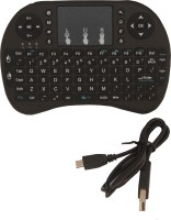 View Amaze US Mini_001 Wired USB Tablet Keyboard(Black) Laptop Accessories Price Online(Amaze US)