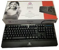 LiveTech kb 03 Wired USB Tablet Keyboard(Black)