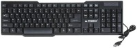 View ProDot KB-207S Wired USB Laptop Keyboard(Black) Laptop Accessories Price Online(ProDot)