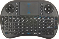 Mesta RT-MWK08 Bluetooth Tablet Keyboard(Black)