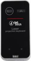 Dot Tech 2016 LK-01 Virtual Laser, Bluetooth, Wired USB, PS2, Wireless Laptop Keyboard(Black)