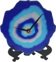 DiyaaCreattions Analog Blue Clock