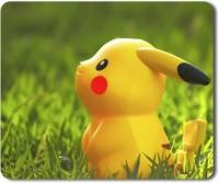 romonic Mousepad Pikachu Mousepad(Multicolor)