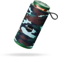 FPX Solid Built Bluetooth Speaker | SD/FM/AUX/USB Support 5 W Bluetooth  Speaker(Military Green, 5.1 Channel)