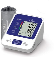 Thermocare Blood Pressure Monitor Digital Bp Monitor(White, Blue)