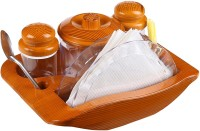 Nabhya Salt & Pepper Set(Plastic)