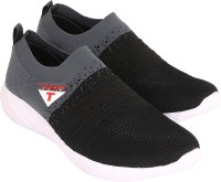 TPENT Trendy Sports, Running & Comfortable Gym shoes for Boy's & Men's Sneakers For Men(Black)