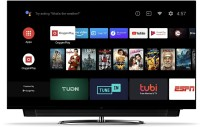 OnePlus 138.8cm (55 inch) Ultra HD (4K) QLED Smart Android TV  with Sliding Soundbar(55Q1IN)