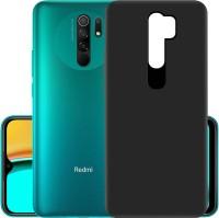 Flipkart SmartBuy Back Cover for Poco M2, Mi Redmi 9 Prime(Black)