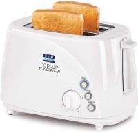 KENT 2-Slice Pop-up Toaster 700 W Pop Up Toaster(White)