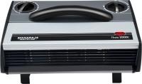 Maharaja Whiteline 2000 Watts Flare Gray Fan Room Heater