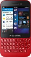 (Refurbished) Blackberry Q5 (3G) (Red, 8 GB)(2 GB RAM)