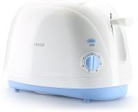 Croma 800 Watt 2 Slice Pop Up Toaster CRAK6092 Toast(White)