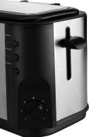 Croma 800 Watt 2 Slice Toaster CRK4174 Toast(Black)