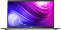 LG Gram 15 Core i5 10th Gen - (8 GB/256 GB SSD/Windows 10 Home) Gram 15Z90N Laptop(15.6 inch, Dark Silver, 1.12 g)