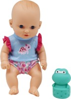 Miss & Chief 10 Inch Premium Baby Doll with Bath Squiter, Extreme fun to play with Kids(Multicolor)