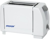 EUROLINE EL-830 White Grey Toaster 750 W Pop Up Toaster(White, Grey)