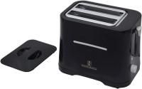Homeberg HT699B 750 W Pop Up Toaster(Black)