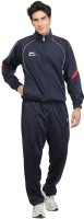 SHIV-NARESH Solid Men Track Suit