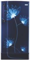 Godrej 251 L Direct Cool Single Door 3 Star Refrigerator(Glass Blue, RD EDGESX 266C 33 TAI)