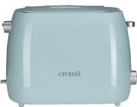 Croma 2 Slice Toaster (CRAK6098 Toast(Teal)