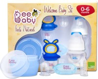 Beebaby Welcome Baby Gift Set For New Born Baby, Blue(Set of 1)
