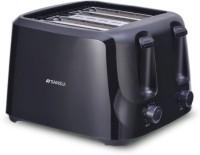 Sansui Colossus 4 slice 1400 W Pop Up Toaster(Carbon Black)