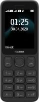 Nokia 125 DS 2020(Black)