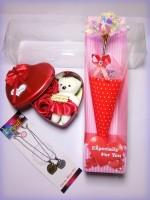 milap cretions Soft Toy, Jewellery Gift Set