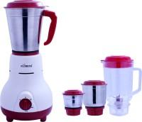 floreta MIXER GRINDER FIM-503 M 500 Mixer Grinder(White, Red, 4 Jars)