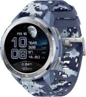 Honor Watch GS Pro Smartwatch(Blue Strap, Regular)