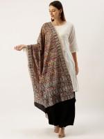 Taavi Pure Cotton Printed Women Dupatta