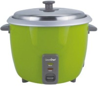 Greenchef CARLO 27004 Electric Rice Cooker(1.8 L, Green)