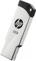 HP V236w 32 GB Pen Drive(Silver)