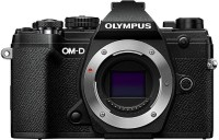 OLYMPUS OM-D E-M5 Mark III Mirrorless Camera Body Only(Black)