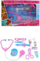 meeraenterprise Role Play Doctor Set Toy kit for Boys and Girls(multicolor)