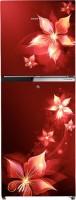 Voltas Beko 271 L Frost Free Double Door 2 Star Refrigerator(Emeria Red, RFF2953ERCF)