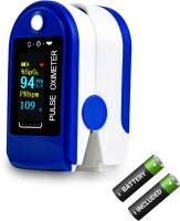 Flipkart SmartBuy Health Plus Pulse Oximeter with batteries(Blue)