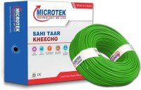 Microtek PVC Green 90 ft. Wire(green)
