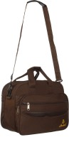 Black Mirror Men & Women Brown Messenger Bag