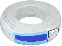 Advancedestore PVC White 10 m Wire(White)