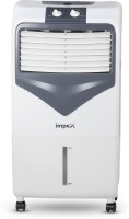 Impex 22 L Room/Personal Air Cooler(White, Grey, Freezo 22)