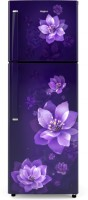 Whirlpool 265 L Frost Free Double Door 2 Star Refrigerator(Purple Mulia, Neo 278LH PRM Purple Mulia (2S)-N (21231))