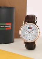 PETER ENGLAND Analog Watch  - For Men