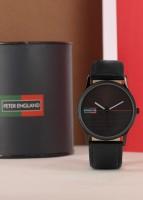 PETER ENGLAND PE000014B Analog Watch  - For Men