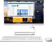 Lenovo Ideacentre Athlon Dual Core (8 GB DDR4/1 TB/Windows 10 Home/21.5 Inch Screen/Ideacentre AIO 3 22ADA05) with MS Office(Foggy White, 417.68 mm x 490.5 mm x 185 mm, 5.24 kg)