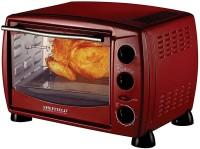 Sheffield Classic 23-Litre 23-Litre SH-2005 23L Electric Oven Oven Toaster Grill Oven Toaster Grill (OTG)(RED)