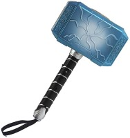 Toyzwonder Mighty Thor Lightening Hammer Toy - Avengers Infinity War, Battle Hammer Toy with Light Music for Kids(Multicolor)